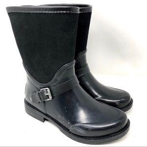 97beeaa8193 UGG Sivada Classic Rain Boots Booties Suede Rubber